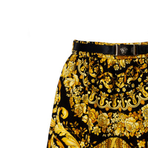 Versace Skirt Girl