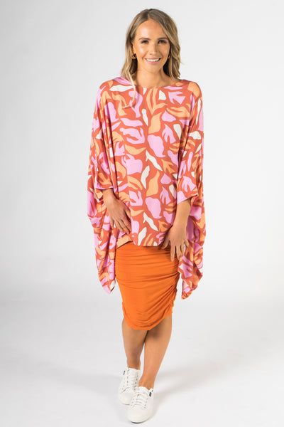 Essential Top in Coral Reef