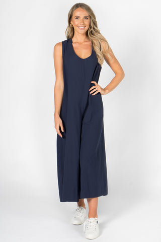 Everyday Jumpsuit in French Navy