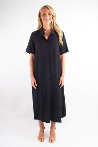 Everyday Maxi Dress in Black
