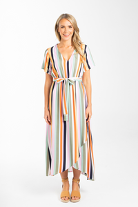 Joyous Maxi Dress in Treasure Trail