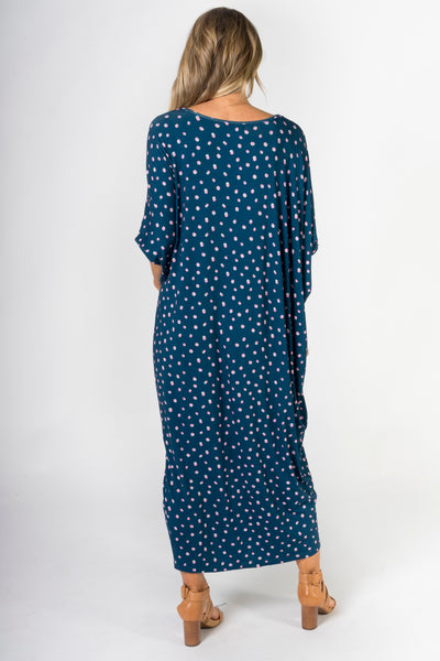 Maxi Miracle Dress in Spring Fling