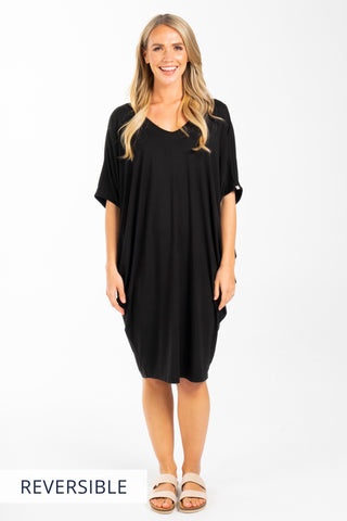 Miracle Dress in Black