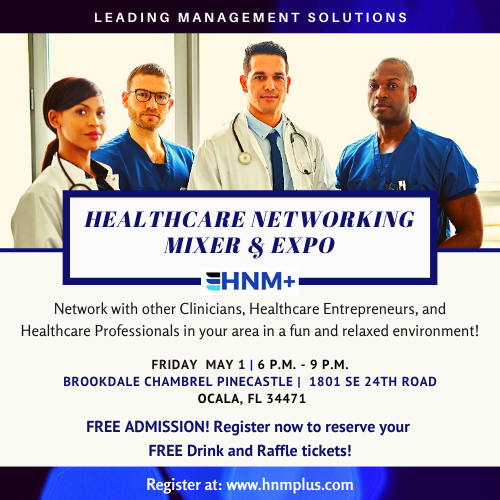 05/01/20 - Ocala Healthcare Networking Mixer & Expo