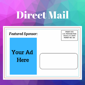 Direct Mail Postcard Sponsor - Leading Management Solutions