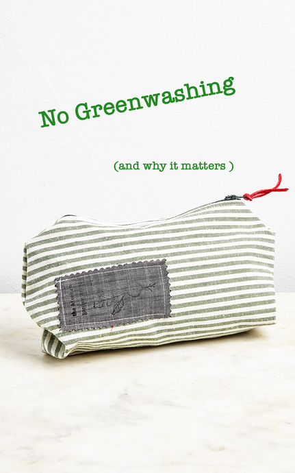 3 Ways to Avoid 'Greenwashing' (and why it matters).