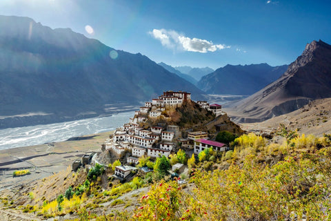 Spiti Valley India Himalaya (14 day)