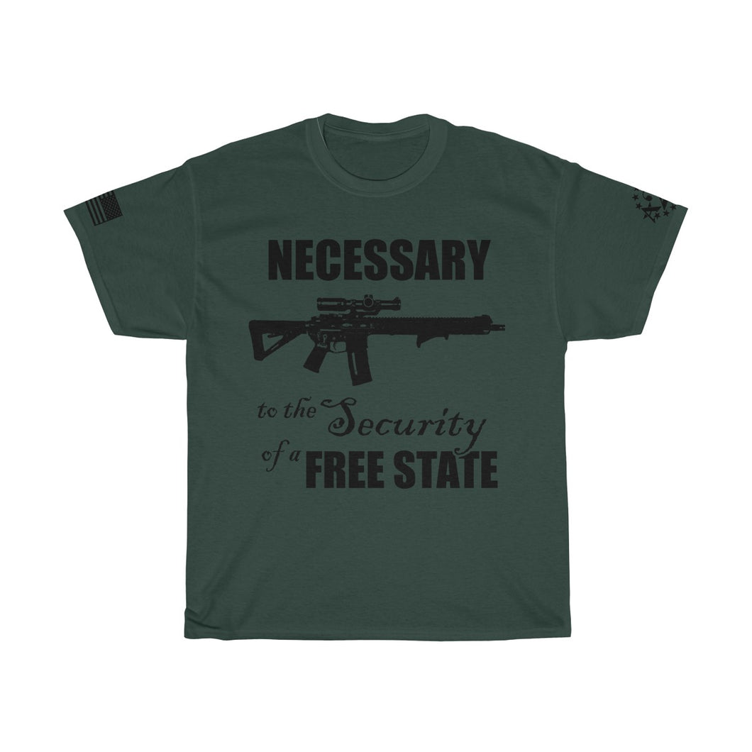 Necessary to a Free State Tee