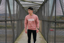 Load image into Gallery viewer, Dusty Pink BLOK Logo Jumper