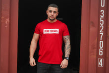 Load image into Gallery viewer, Red BLOK Logo T-shirt