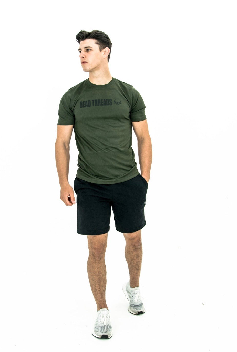 Khaki Performance T-shirt