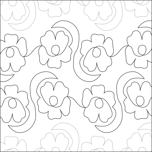 Flowers<br>view all patterns in this collection