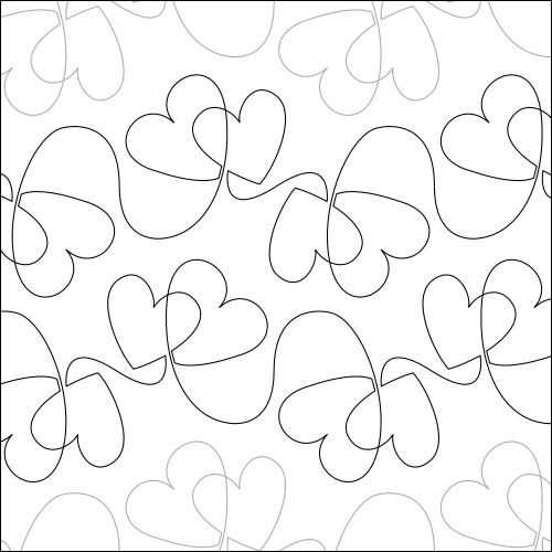 Hearts<br>view all patterns in this collection