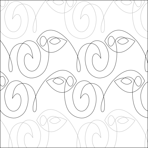 Swirls / Curls<br>view all patterns in this collection
