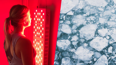 Red Light Therapy & Cold Exposure