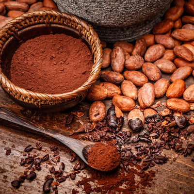 The Amazing Health Benefits of Cacao