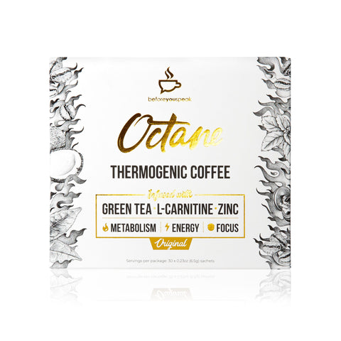Octane - Thermogenic Coffee