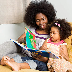 The power of reading daily with your child