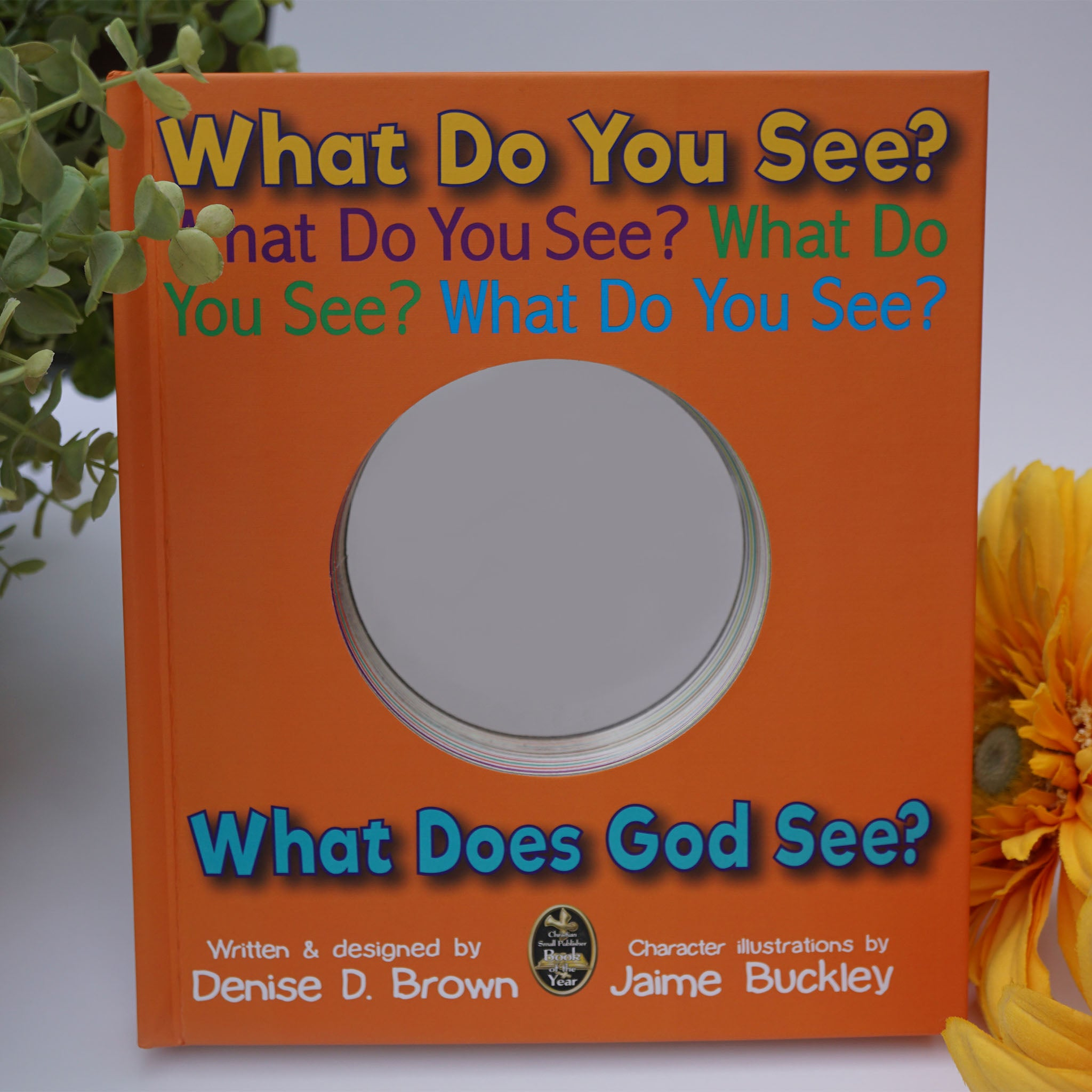What Do You See? What Does God See?