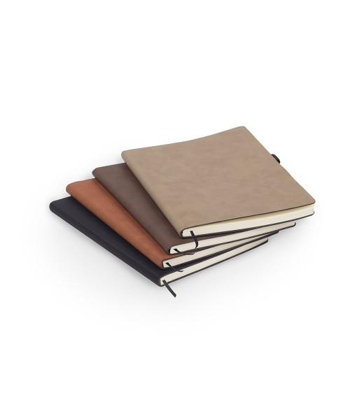 Brown Journal and Matching Pen Set