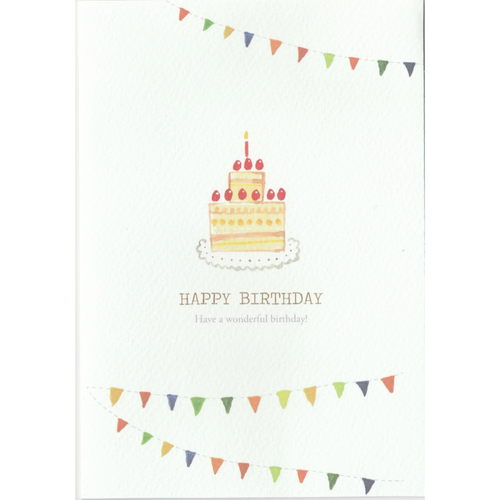 C1054 - Party Birthday *standard card