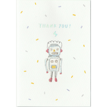 Load image into Gallery viewer, C1057 - Robot Thank You *standard card