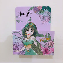 Load image into Gallery viewer, C1100 - Jasmine Trifold Card