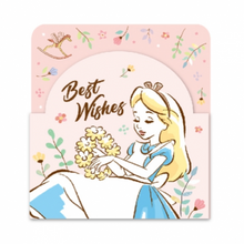 Load image into Gallery viewer, C1101 - Alice in Wonderland Trifold Card