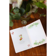Load image into Gallery viewer, C1038 - Christmasy Elephant (Gold Foil) *standard card