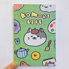 Load image into Gallery viewer, Cute Zoo Notepad - Artist