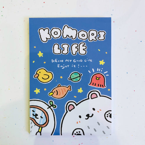 Cute Zoo Notepad - Explore