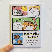 Load image into Gallery viewer, Cute Zoo Notepad - Sending Love