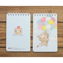 Load image into Gallery viewer, Dear Little Bear Spiral Notebook