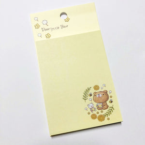 Dear Little Bear - Honey *sticky note