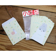 Load image into Gallery viewer, Machiko Bunny Small Envelope