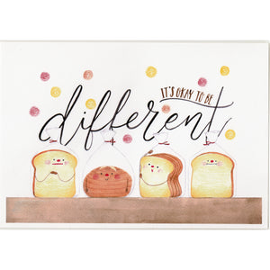 Mandie - Be Different *print