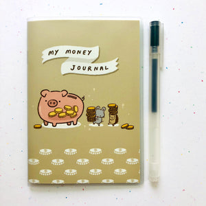 Mandie Money Journal
