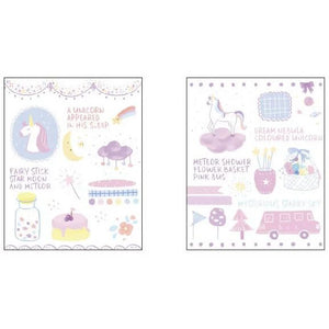 S1214 - Unicorn *washi paper