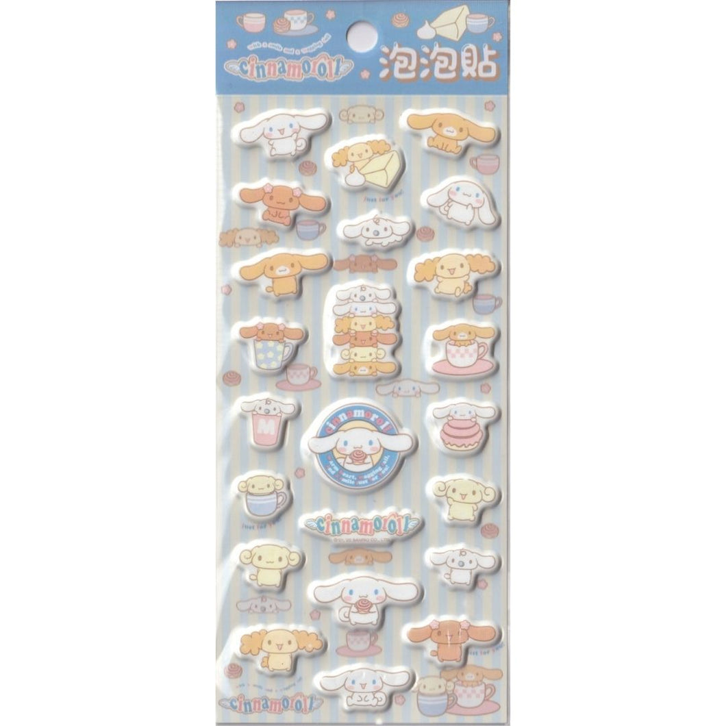 S1347 - Cinnamoroll - Puffy Stickers