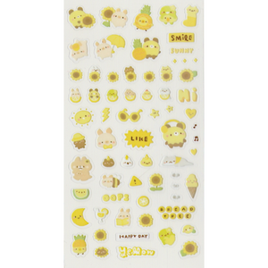 S1035 - Bread Tree - Sunflowers Planner Sticker