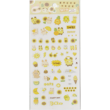 Load image into Gallery viewer, S1035 - Bread Tree - Sunflowers Planner Sticker