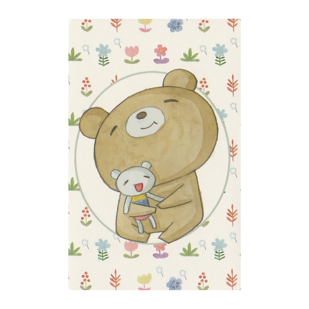 CS1002 - Dear Little Bear Sticker *card size