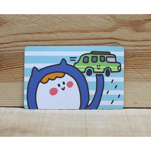 CS1005 - Ning - Playing with Car *card size