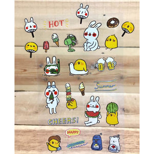 S1072 - Lazy Rabbit & Mr. Chu - We Love Summer!