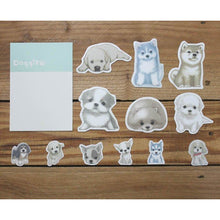Load image into Gallery viewer, F1007 - Puppies *waterproof stickers