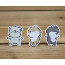 Load image into Gallery viewer, F1005 - Hi John! - Friends *waterproof stickers