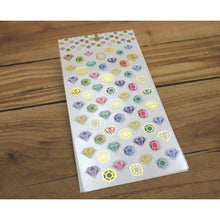 Load image into Gallery viewer, S1106 - Gemstones (Gold Foil)
