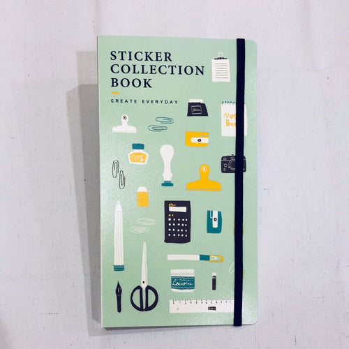 Stationery Sticker Album
