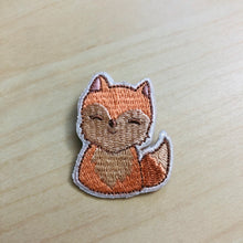 Load image into Gallery viewer, Sweet Secrets - Summer Fox Embroidery Pin