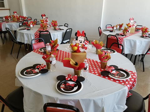 Minnie Mouse Baby Shower Decoration Packages  from cdn.shopify.com